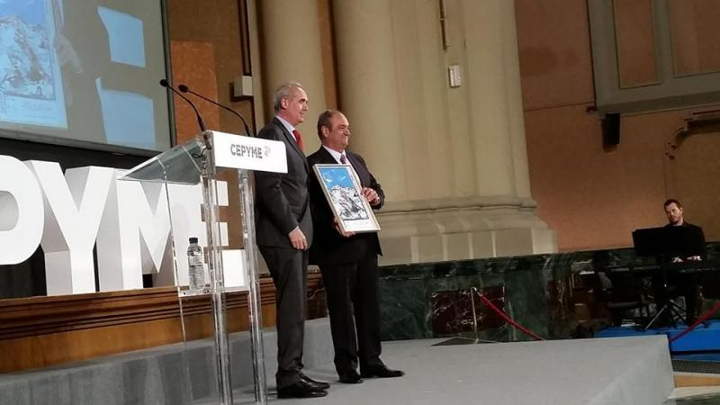 Premio Cepyme Jobe