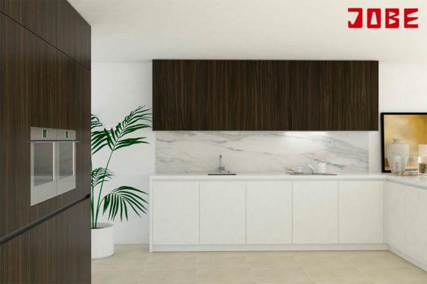 Cocina sobria y elegante muebles jobe for Muebles jobe