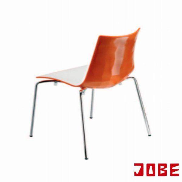 Silla bicolor muebles jobe for Muebles jobe