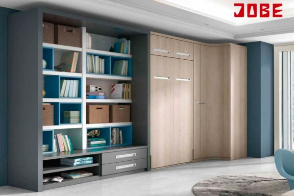 Cama abatible vertical muebles jobe for Muebles jobe