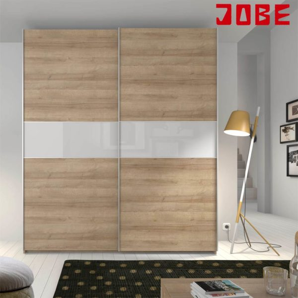 Armario puertas correderas perfiles aluminio muebles jobe for Muebles jobe