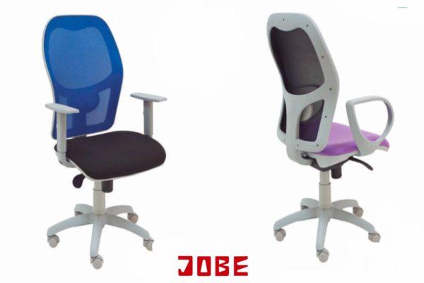 silla ruedas asiento tapizado negro respaldo malla y brazos mueblesj jobe calatayud brea de aragón