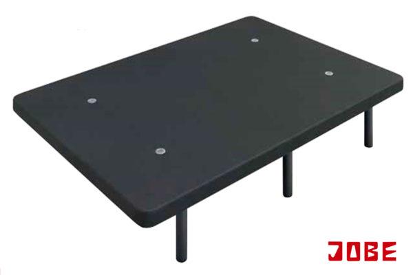 bases tapizadas en tejido 3D, con patas o sin ellas muebles jobe calatayud brea de aragón