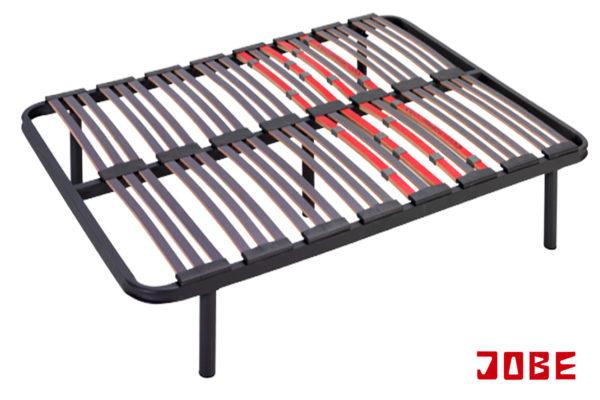 somier láminas estrechas unidas de tres en tres para mas confort multiláminas muebles jobe calatayud brea de aragón