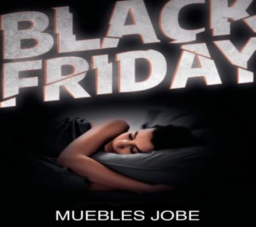 campaña promocional de descuentos en el viernes negro black friday del 25 al 29 de noviembre de 2019, con descuentos por exposición en Calatayud y brea de Aragón